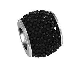 3D printable model Bead Pandora cylinder