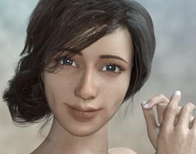 3D model Julia For Genesis 8 Female