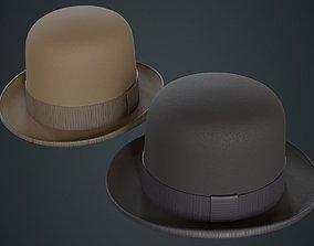 Bowler Hat 1A 3D model