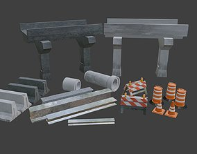 game-ready Street Asset Pack