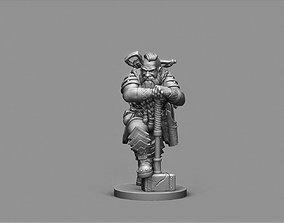 3D print model SKOLDUR