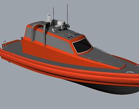 3D printable model Speedboat