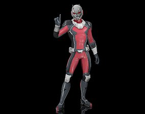 Ant-man 3D model