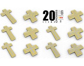 3D model Crosses Vol 8