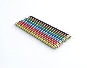 Colour Pencil 3D