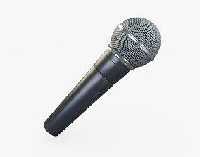 3D asset Microphone