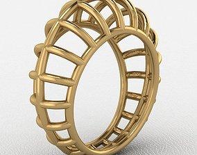 Lace ring 3D printable model print