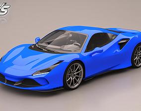 Ferrari F8 3D