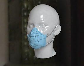 3D printable model Medical mask