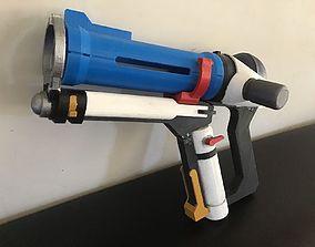 Overwatch Mei freeze gun 3D printable model