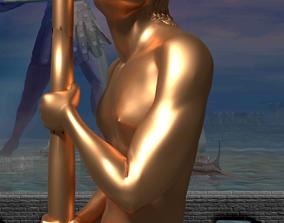 3D print model Greek Young Theseus by RG