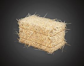 Straw Bale - MVL - PBR Game Ready 3D asset