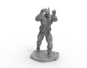 3D print model avenger Batman - Knee Jabs To Uppercut