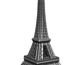 3D printable model miniatures Eiffel tower