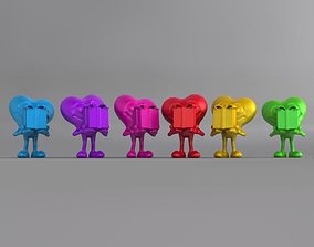 Gift from the Heart 3D printable model