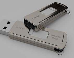 3D USB Pen Drive