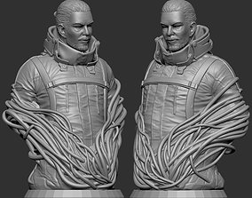 3D printable model Sam Porter Bridges Death Stranding