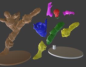 3D printable model Tenya Ida