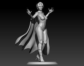 marvel 3D printable model Scarlet Witch statue