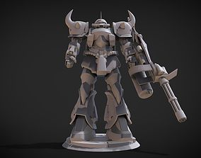 3D print model Gouf Custom