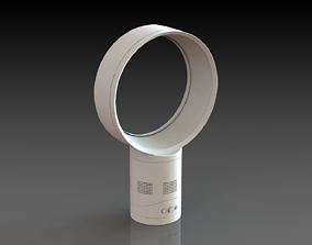 Dyson Air Multiplier 3D print model