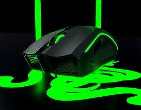RAZER mamba mouse 3D model