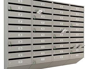 3D stamp mailbox