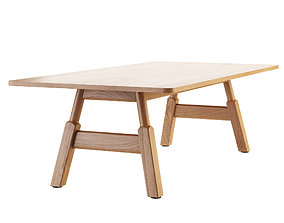 3D WW1 240120-H73 Desk Table by Karl Andersson and Soner