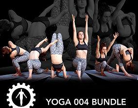 3D Yoga 004 Bundle