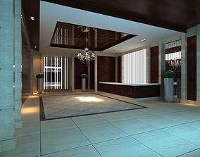 Lobby 016 3D