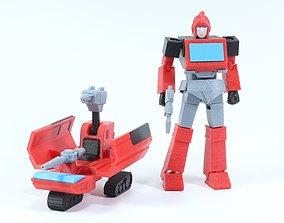 G1 Transformers Ironhide - No 3D printable model