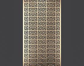 Decorative panel 285 3D