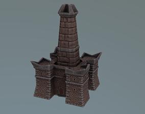 assets 3D asset realtime Castle