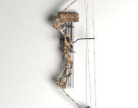 PL Compound Bow 3D model