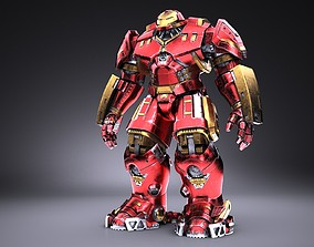 3D HulkBuster Marvel Iron Man