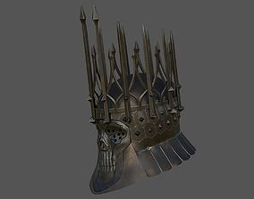 Concept Helmet from The Witcher 3 for 3D-printing