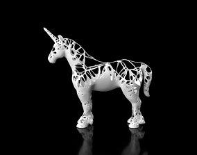 Unicorn Dust Voronoi 3D model