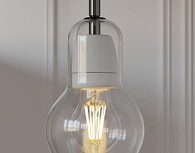 NOVA 68 Tradition Modern Glass Bulb Pendant Lamp 3D model