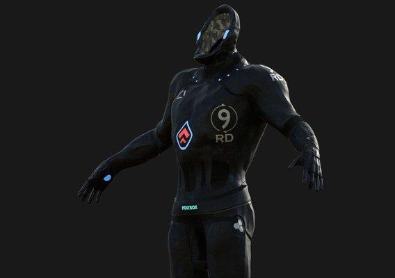 9rd Sci-Fi Suit