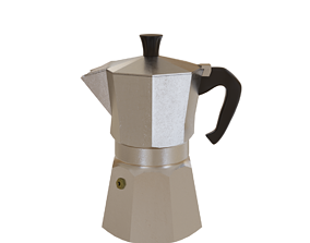 3D Moka for Italian Coffee