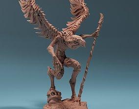 monster 3D printable model creature