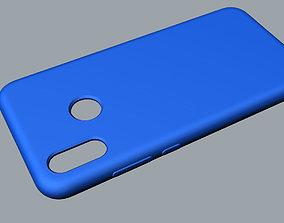 3D asset Huawei P20 lite Blue CASE
