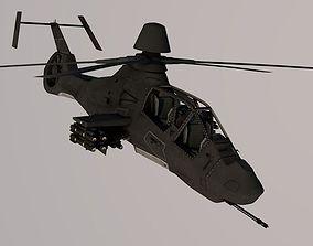 Boeing Sikorsky RAH-66 Comanche 3D asset