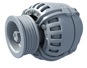 electric 3D Alternator 08
