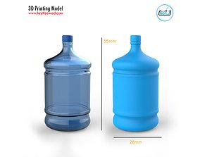 3D printable model Big Plastic Bottle