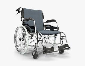 Light wheelchair manual 01 3D