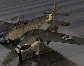 Messerschmitt Me-410 B-2 3D