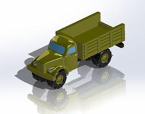 GAZ-63 3D printable model