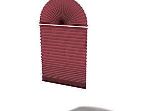 3D model Roman Maroon Shade