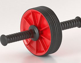 3D athletic Gymnastic Roller